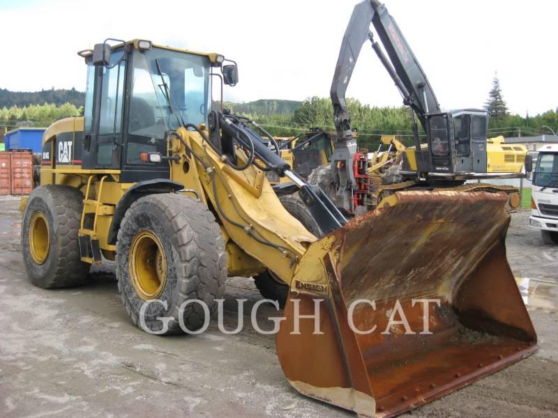 CATERPILLAR RADLADER/INDUSTRIE-RADLADER 924G equipment  photo 3
