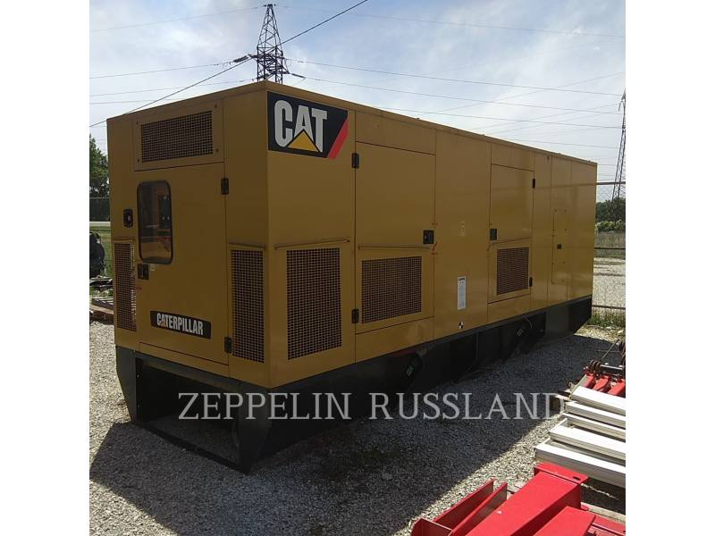 CATERPILLAR STATIONÄRE STROMAGGREGATE C18 equipment  photo 8
