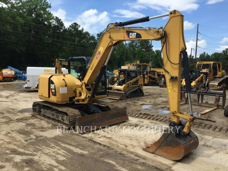 Caterpillar EXCAVATOARE PE ŞENILE 308 E CR SB equipment  photo 2