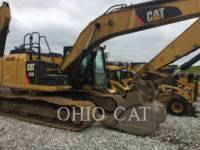 CATERPILLAR KETTEN-HYDRAULIKBAGGER 320EL DCA1 equipment  photo 6