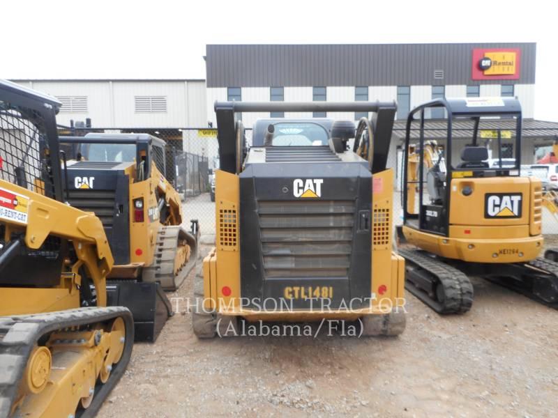 CATERPILLAR CARGADORES MULTITERRENO 299D2XHP equipment  photo 3