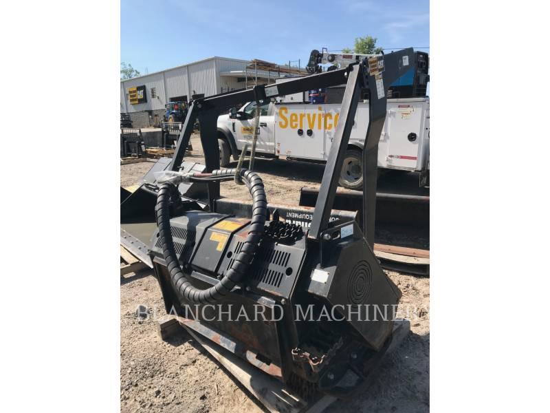 CATERPILLAR WT - MULCHER SS HM312 equipment  photo 4