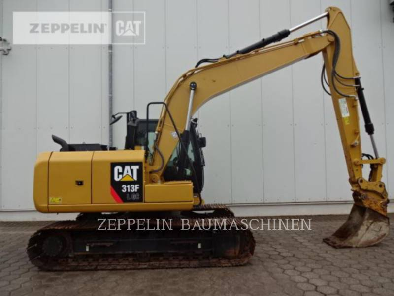 CATERPILLAR トラック油圧ショベル 313FLGC equipment  photo 6