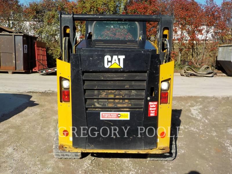 CATERPILLAR CHARGEURS TOUT TERRAIN 257D equipment  photo 12