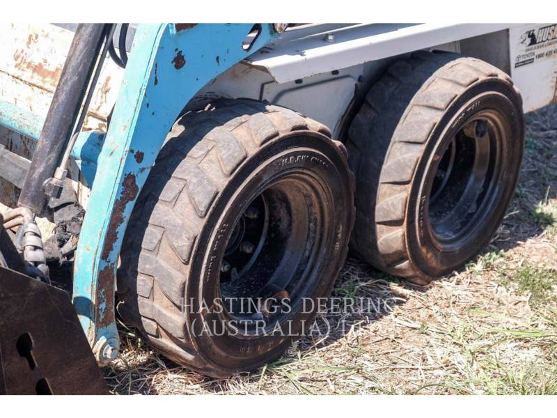 TOYOTA MINICARGADORAS 4 SDK 4 equipment  photo 6