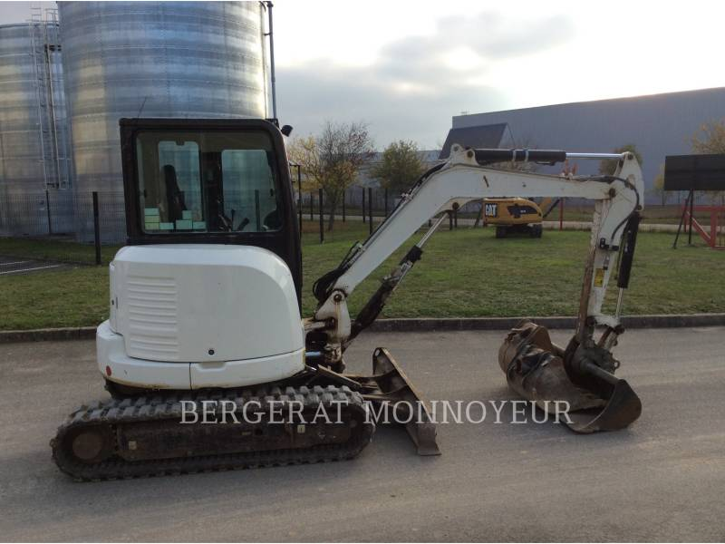 CATERPILLAR TRACK EXCAVATORS 304ECR equipment  photo 11