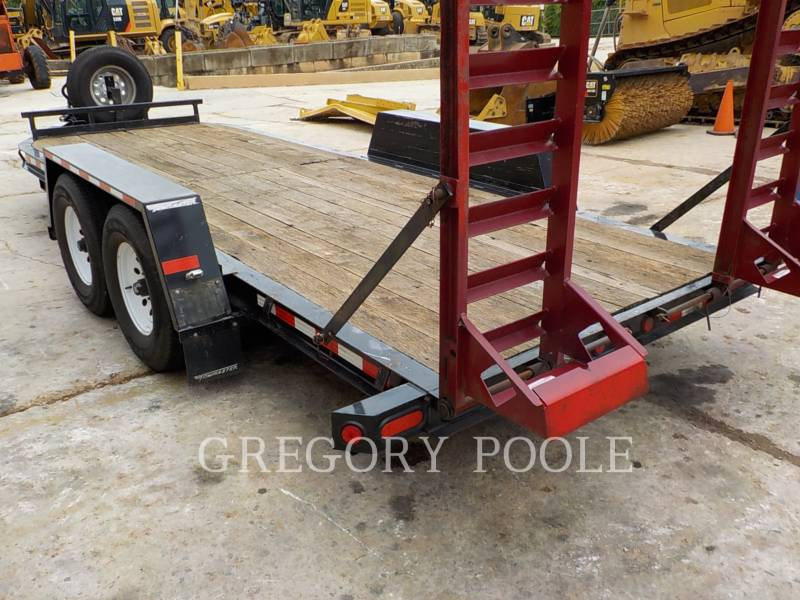 TOWMASTER TRAILERS TC-9D equipment  photo 12