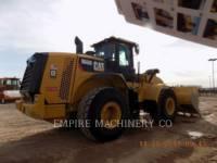 CATERPILLAR CHARGEURS SUR PNEUS/CHARGEURS INDUSTRIELS 966M equipment  photo 2