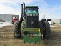DEERE & CO. AG TRACTORS 9100 equipment  photo 2
