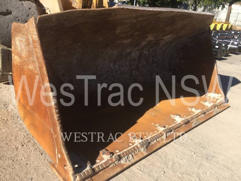 CATERPILLAR WHEEL LOADERS/INTEGRATED TOOLCARRIERS 972H equipment  photo 13