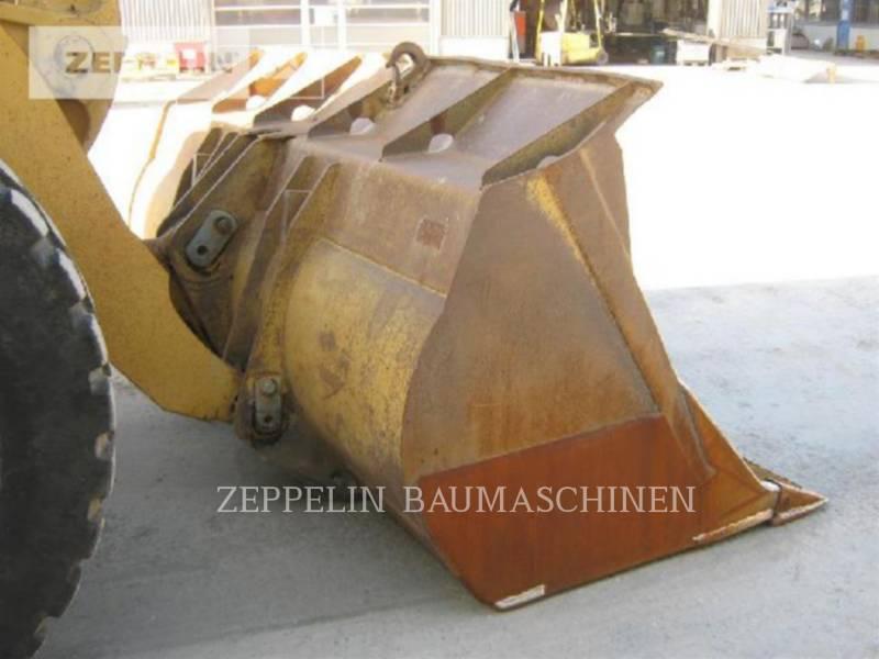 CATERPILLAR CHARGEURS SUR PNEUS/CHARGEURS INDUSTRIELS 950F equipment  photo 15