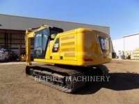 CATERPILLAR KETTEN-HYDRAULIKBAGGER 323-07 equipment  photo 3