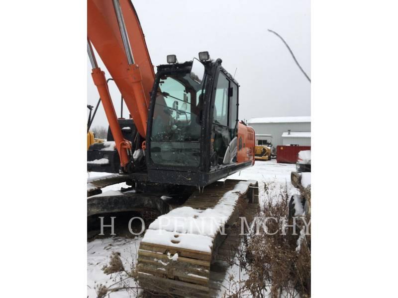 HITACHI 鉱業用ショベル/油圧ショベル ZX250LC-5 equipment  photo 4