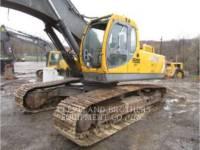 VOLVO CONSTRUCTION EQUIPMENT EXCAVADORAS DE CADENAS EC360LC equipment  photo 2