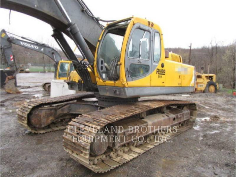 VOLVO CONSTRUCTION EQUIPMENT TRACK EXCAVATORS EC360LC equipment  photo 2