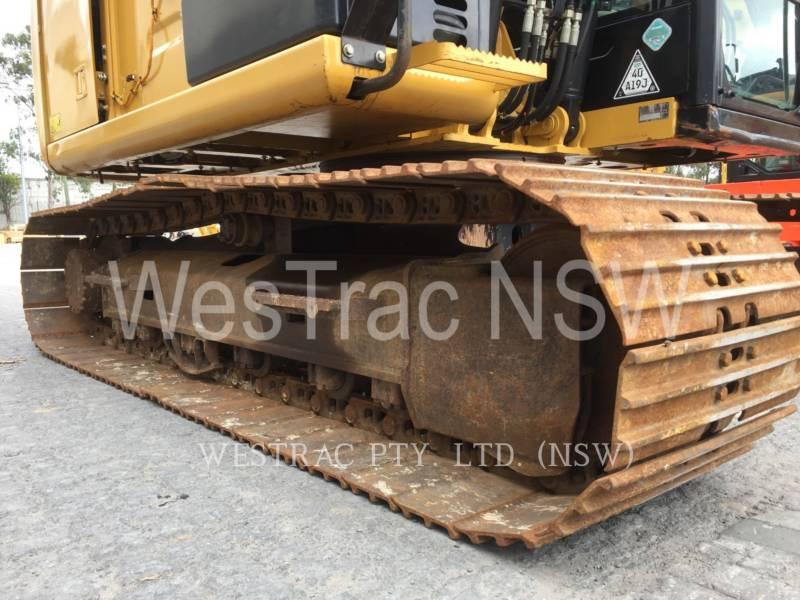 CATERPILLAR KETTEN-HYDRAULIKBAGGER 312E equipment  photo 11