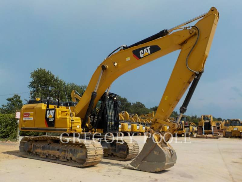CATERPILLAR TRACK EXCAVATORS 336F equipment  photo 4