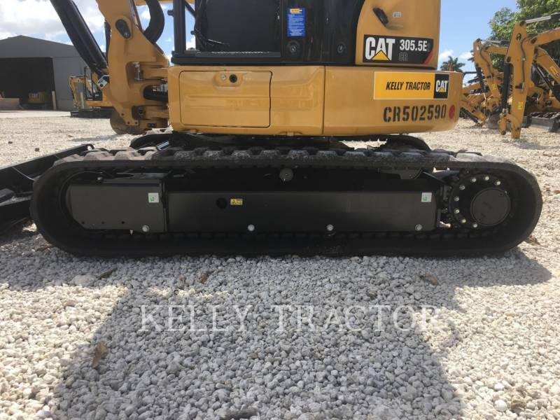 CATERPILLAR EXCAVADORAS DE CADENAS 305.5E2CR equipment  photo 9