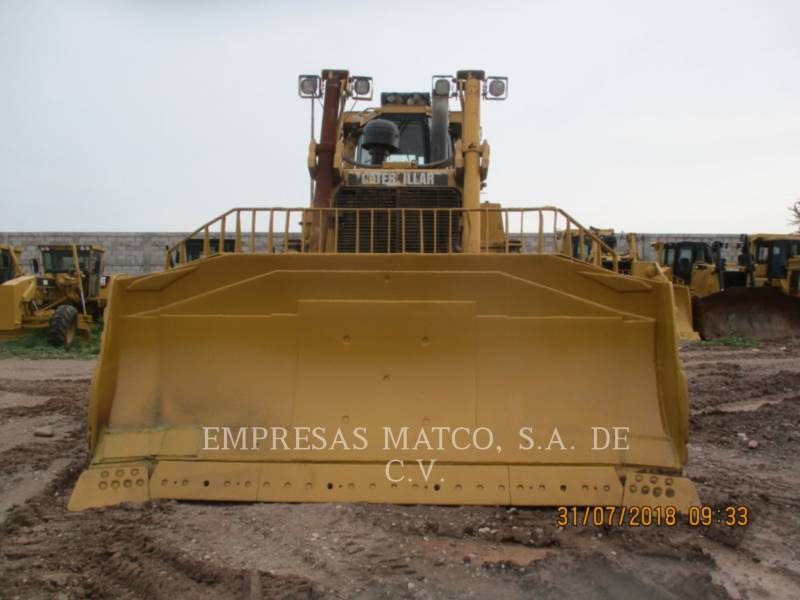 CATERPILLAR KETTENDOZER D9R equipment  photo 7