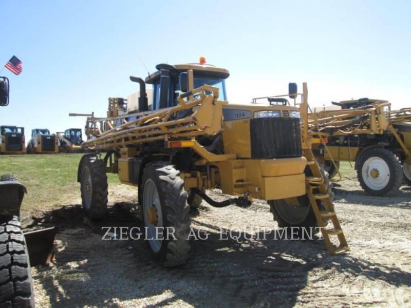 AG-CHEM PULVÉRISATEUR 1184 equipment  photo 5