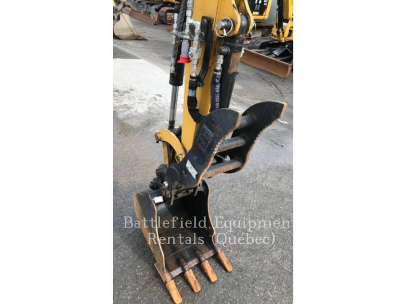 CATERPILLAR TRACK EXCAVATORS 303ECR equipment  photo 7