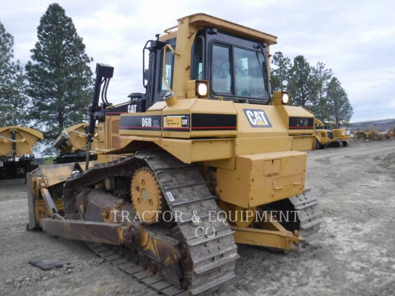 CATERPILLAR TRACK TYPE TRACTORS D6R XL equipment  photo 4
