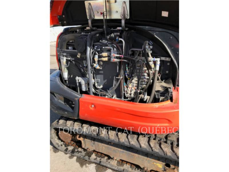 KUBOTA CORPORATION EXCAVADORAS DE CADENAS KX040-4 equipment  photo 9