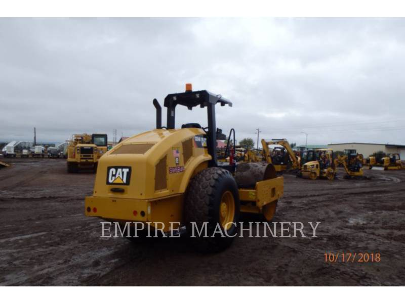 CATERPILLAR COMPACTADORES DE SUELOS CS44B equipment  photo 6