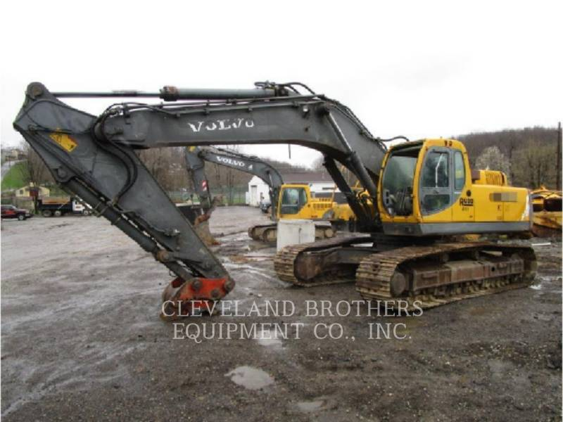 VOLVO CONSTRUCTION EQUIPMENT TRACK EXCAVATORS EC360LC equipment  photo 1