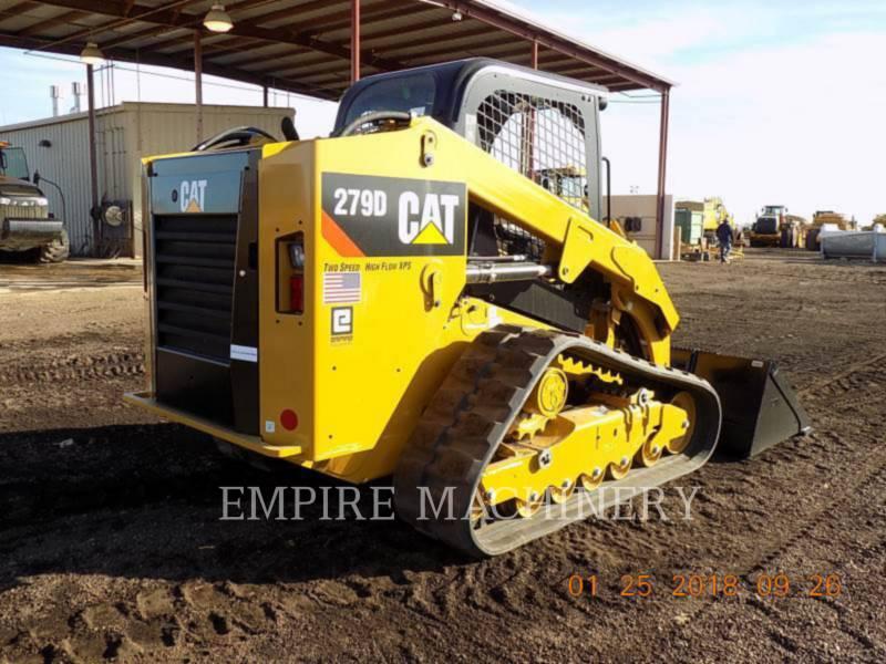 CATERPILLAR CARGADORES MULTITERRENO 279D equipment  photo 3