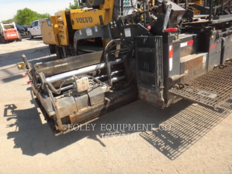 VOLVO CONSTRUCTION EQUIPMENT PAVIMENTADORA DE ASFALTO PF6110 equipment  photo 11