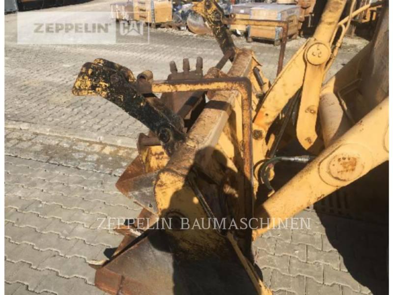 CATERPILLAR BACKHOE LOADERS 428AT equipment  photo 9