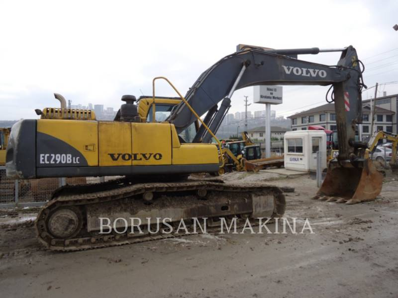 VOLVO PELLE MINIERE EN BUTTE EC290 equipment  photo 6