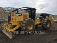 Equipment photo Caterpillar 555D SILVICULTURĂ – EXCAVATOR FORESTIER 1