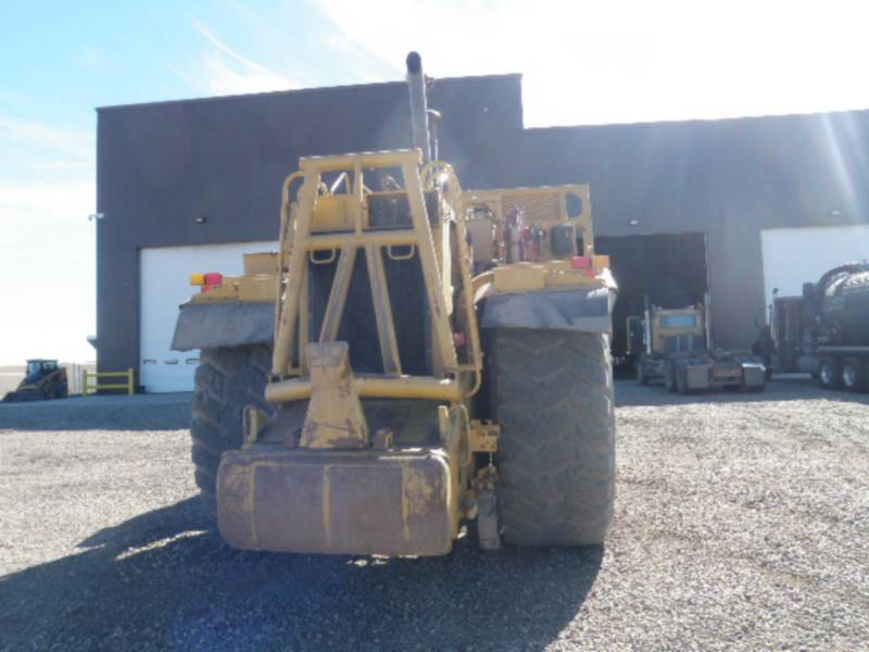 CATERPILLAR WHEEL TRACTOR SCRAPERS 637G equipment  photo 5