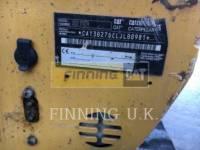 CATERPILLAR TRACK EXCAVATORS 302.7DZ2.2 equipment  photo 5