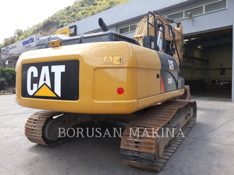 CATERPILLAR KETTEN-HYDRAULIKBAGGER 326D2L equipment  photo 4