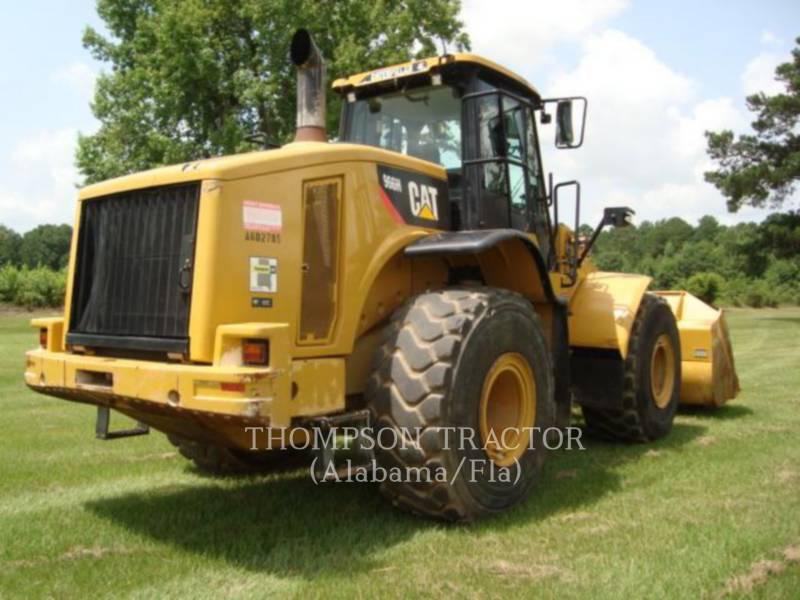 Caterpillar ÎNCĂRCĂTOARE PE ROŢI/PORTSCULE INTEGRATE 966H equipment  photo 4