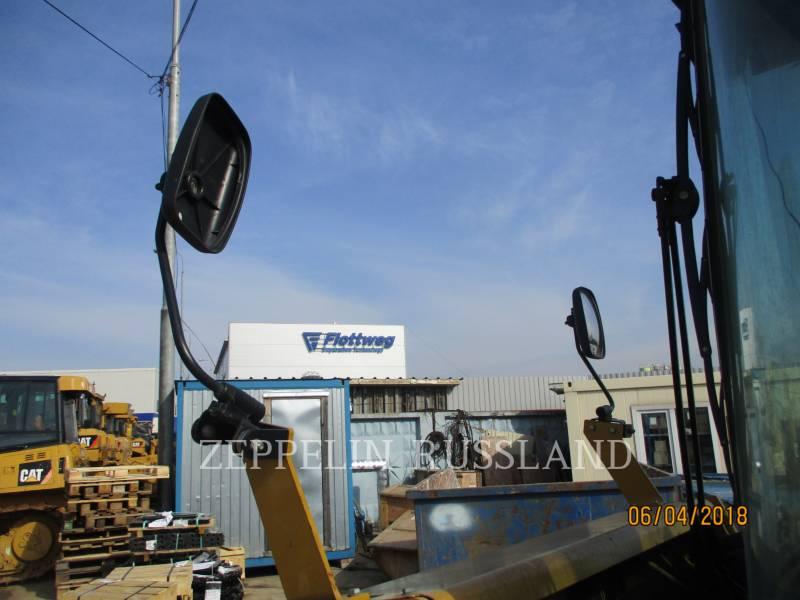 CATERPILLAR COMPATTATORE PER ASFALTO A DOPPIO TAMBURO VIBRANTE CB-434D equipment  photo 9