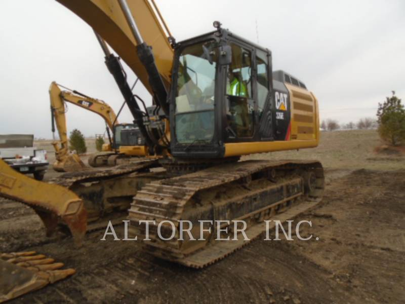 CATERPILLAR TRACK EXCAVATORS 336EL TH equipment  photo 5