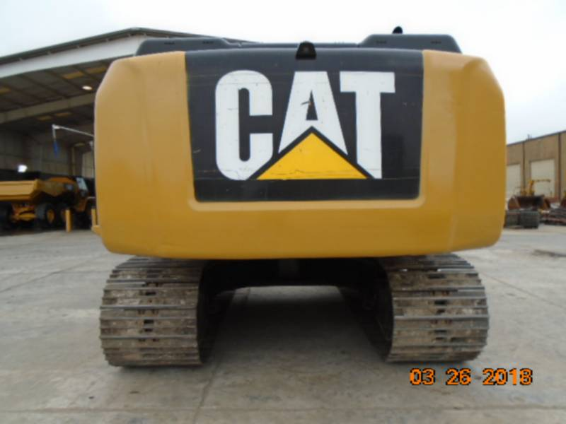 CATERPILLAR EXCAVADORAS DE CADENAS 336EL equipment  photo 5