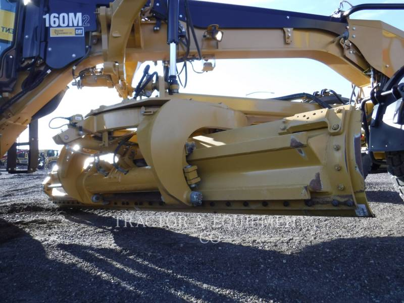 CATERPILLAR MOTOR GRADERS 160M2 LR equipment  photo 9