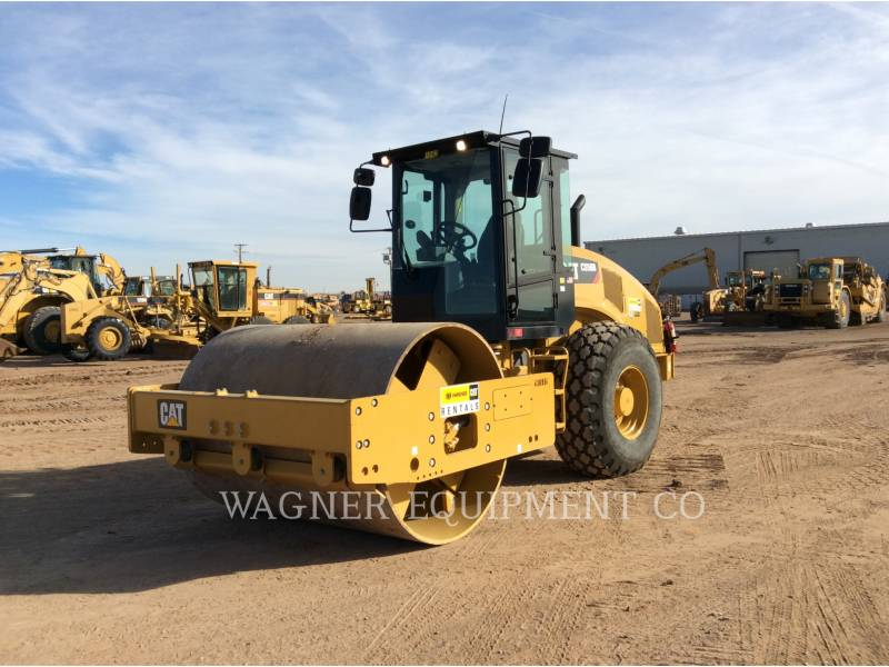 CATERPILLAR COMPACTEURS CS56B equipment  photo 4