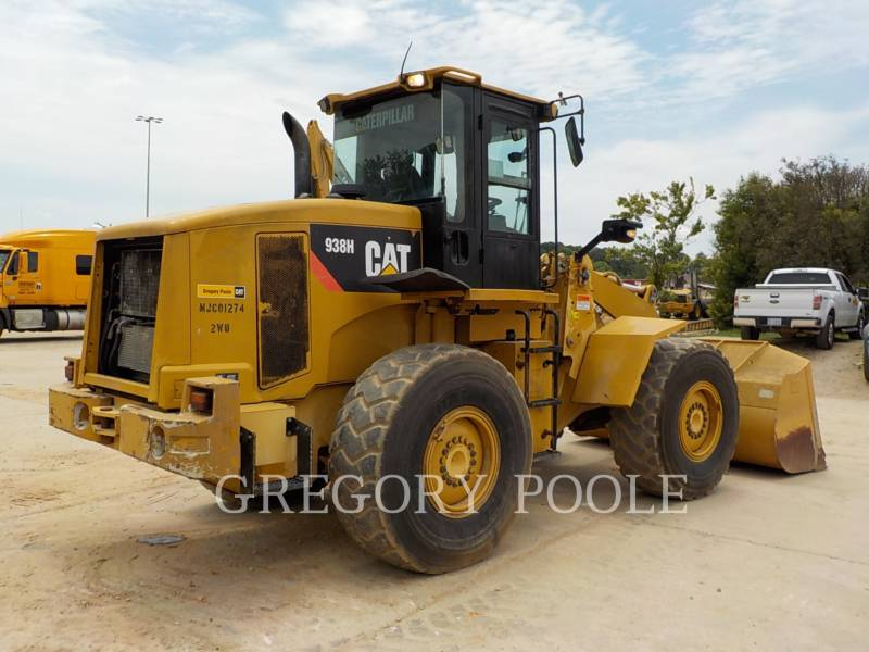 CATERPILLAR WHEEL LOADERS/INTEGRATED TOOLCARRIERS 938H equipment  photo 9