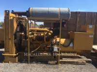 Equipment photo CATERPILLAR 3412 STATIONARY GENERATOR SETS 1