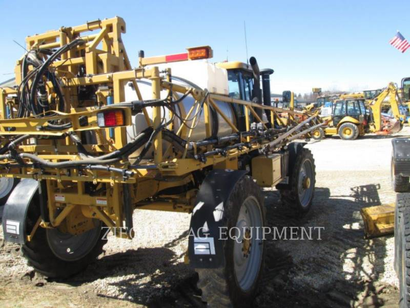 AG-CHEM PULVERIZADOR 1184 equipment  photo 3