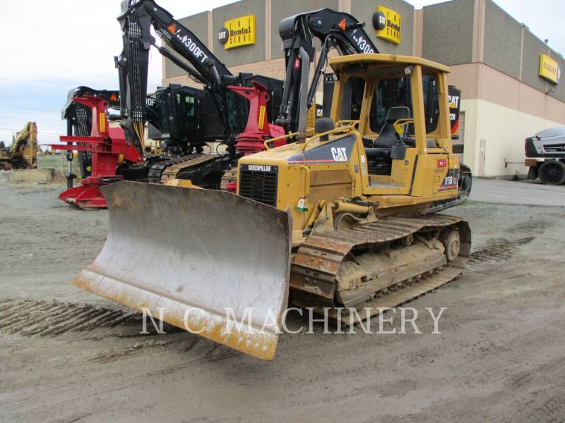 CATERPILLAR KETTENDOZER D5G XLCN equipment  photo 9