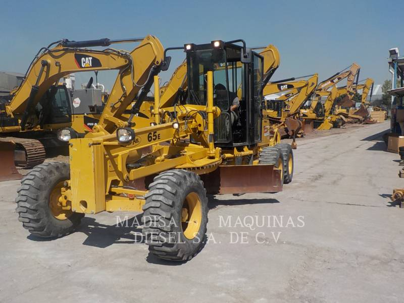 NORAM MOTORGRADER 65 E TURBO (CATERPILLAR) equipment  photo 1