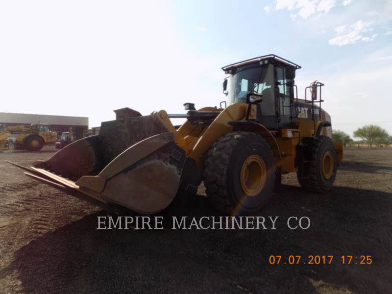 CATERPILLAR CARGADORES DE RUEDAS 950K FC equipment  photo 4