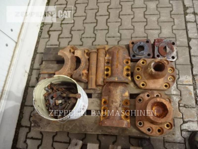 KOMATSU LTD. TRACTEURS SUR CHAINES D155AX-6 equipment  photo 19